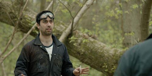 Killer-Weekend-FUBAR-reviews-film-movie-comedy-horror-2018-British-David-Mumeni