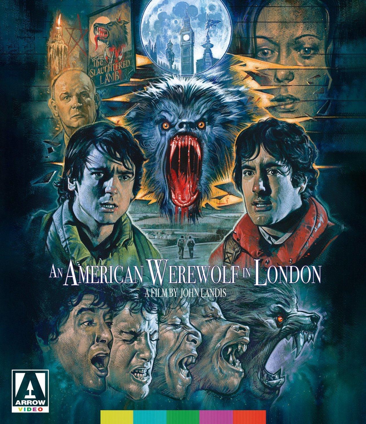 An american werewolf in paris full movie free
