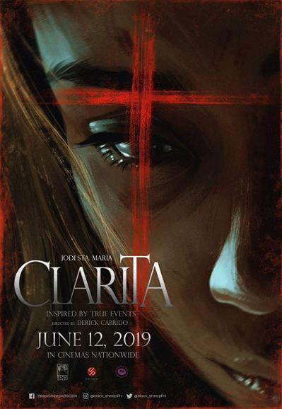 movie 2019 now Clarita Aka The Exorcism Of Clarita Philippines 2019
