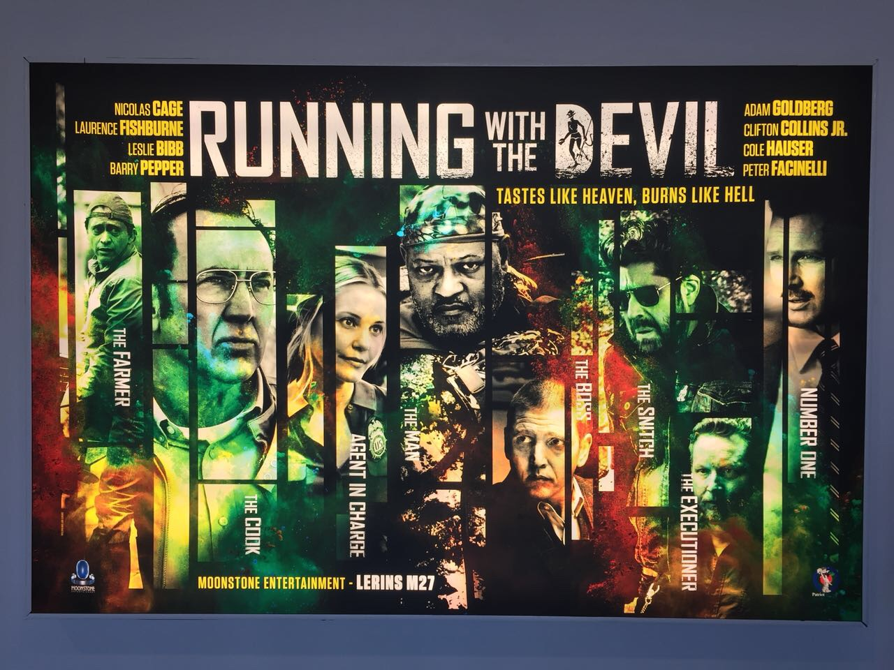 Running With The Devil Usa 2019 Preview Movies And Mania