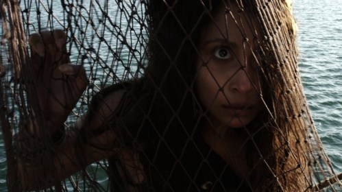 Mermaid-Down-movie-film-fantasy-horror-2019-Alexandra-Bokova-fishing-net
