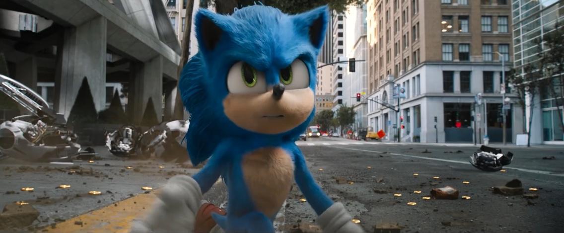 Sonic The Hedgehog Usa 2020 Reviews Movies And Mania