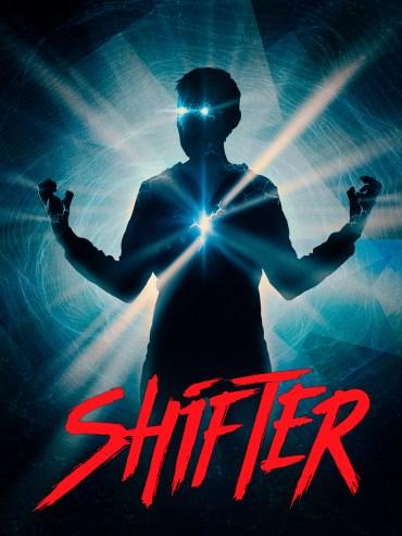 Shifter movie film sci-fi horror 2020 Poster