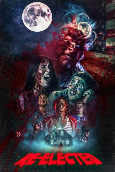 Zombie Comedy Christmas 2020 Re Elected (2020) reviews of dead presidents zombie comedy horror