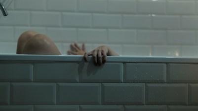 The Last Rite Horror Feature Film Frightfest bath scene
