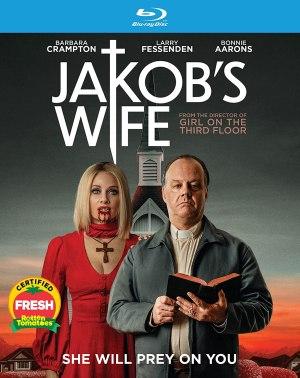 Jakobs-Wife-movie-film-comedy-horror-2021-Barbara-Crampton-Larry-Fessenden-review-reviews-Blu-ray-RLJE-Films