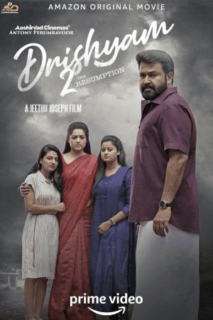 Drishyam-2-movie-film-suspense-thriller-Indian-Malayalam-2021-review-reviews-Amazon-Prime-poster