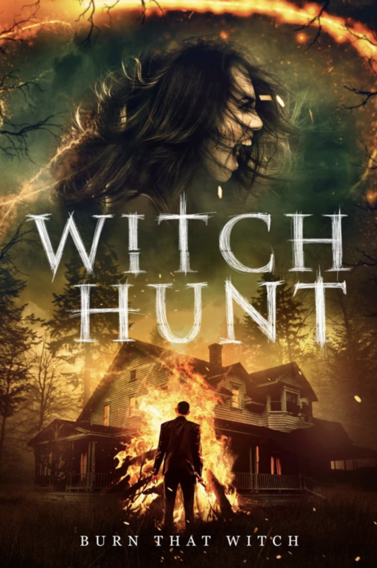 WITCH HUNT (2021) Reviews and overview - MOVIES and MANIA