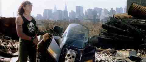 Escape-from-the-Bronx-movie-film-Italian-sci-fi-action-1983-review-reviews-Mark-Gregory