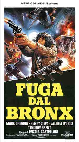 Escape-from-the-Bronx-movie-film-Italian-sci-fi-action-1983-review-reviews-locandina