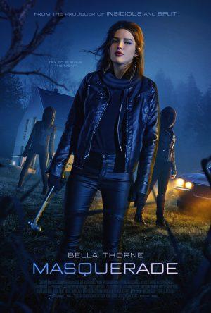 Masquerade-movie-film-home-invasion-thriller-Bella-Thorne-2021-poster