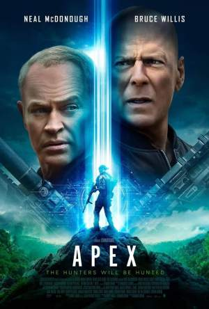 Apex-movie-film-sci-fi-thriller-The-Most-Dangerous-Game-Neal-McDonough-Bruce-Willis-2021-poster