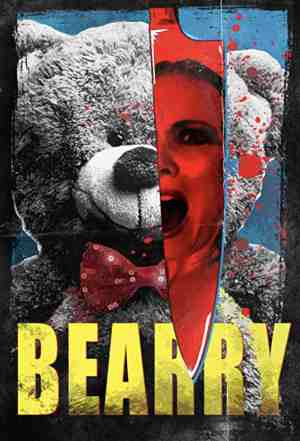 Bearry-movie-film-rom-com-horror-killer-toy-bear-2021-review-reviews-poster