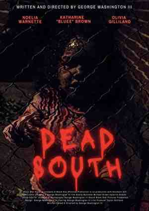 Dead-South-movie-film-horror-zombies-2021-George-Washington-III-poster