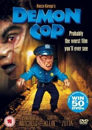 Demon-Cop-movie-film-crime-horror-1990-review-reviews-worst