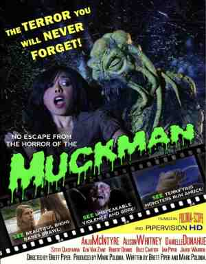 Muckman-movie-film-comedy-horror-2009-Brett-Piper-AJ-Khan-review-reviews-poster