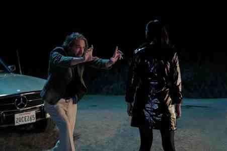 Brand-New-Cherry-Flavor-horror-series-Netflix-Mark-Acheson-Rosa-Salazar-shiny-black-PVC-coat