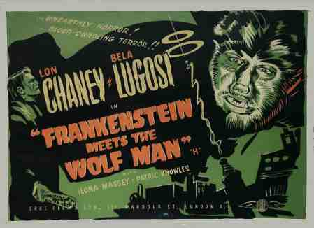 Frankenstein-Meets-the-Wolf-Man-movie-film-horror-Universal-1943-review-reviews-Eros-Films-poster