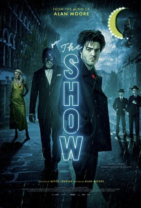 The-Show-movie-film-fantasy-horror-Alan-Moore-2020-poster