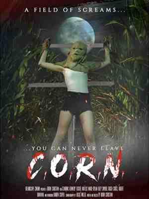 C.O.R.N-A-Field-of-Screams-movie-film-horror-human-taxidermy-2021-review-reviews