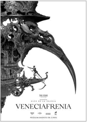 Veneciafrenia-movie-film-Spanish-horror-2021-Alex-de-la-Iglesia-poster-2