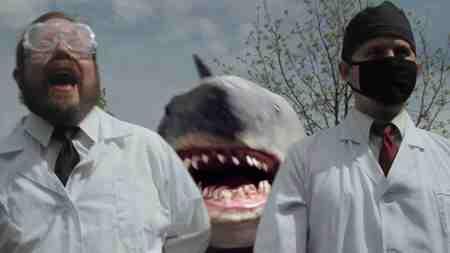 Post-Apocalyptic-Commando-Shark-movie-film-sci-fi-action-comedy-2018-review-reviews-shark-attack