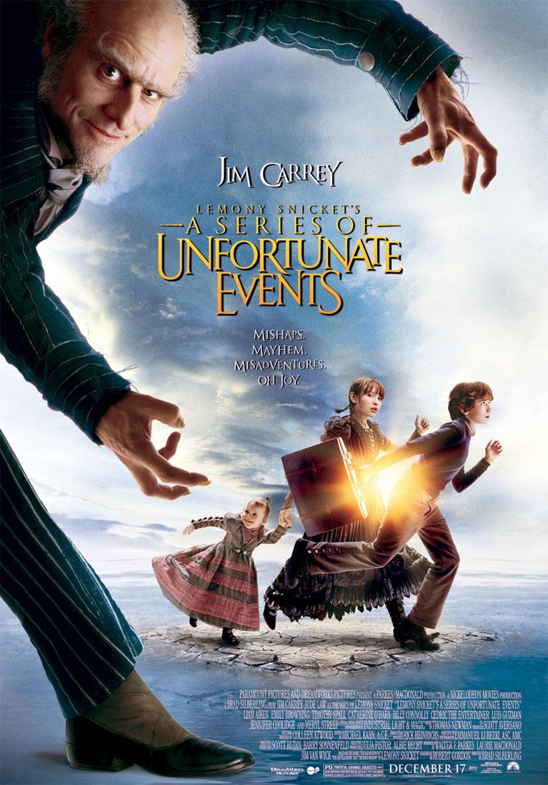Poster do filme Desventuras em Série