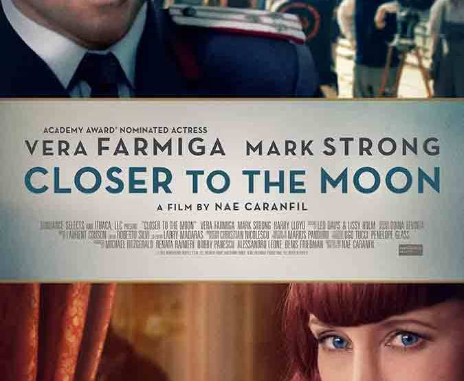 Closer to the moon 2014 Romanian movie poster