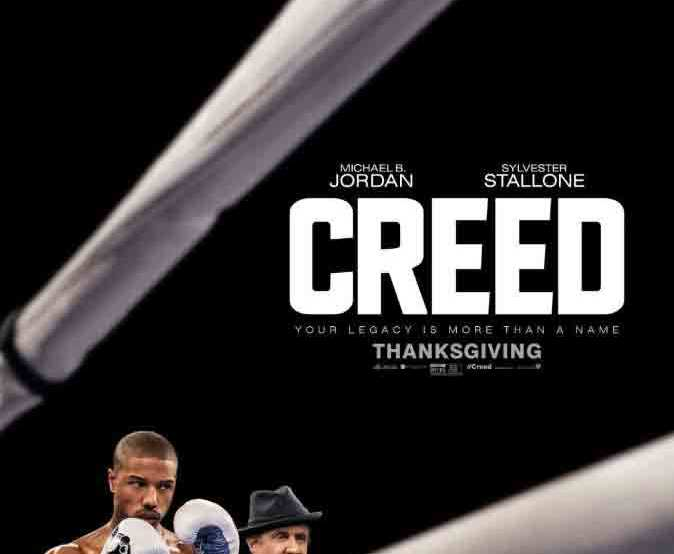 Creed movie poster 2015 Rocky Balboa movie saga