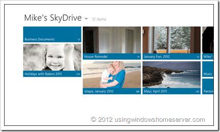 Skydrive 8