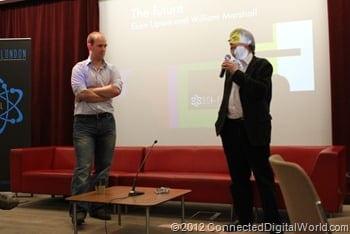 CDW at Sci Fi London Horizons 6th May 2012 163