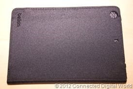 CDW Review of the Belkin Classic Cover for the iPad Min - 4