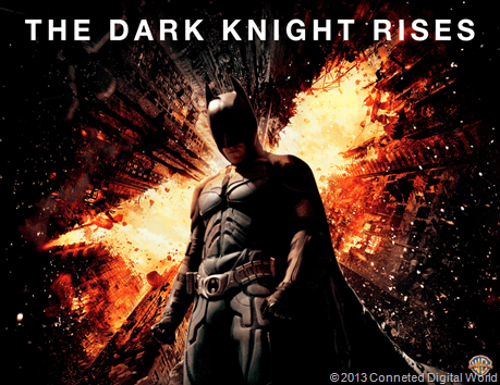 CDW The Dark Knight Rises FX HD - 1