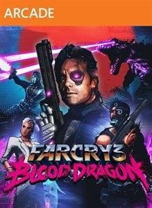 Far Cry 3 - Blood Dragon cover