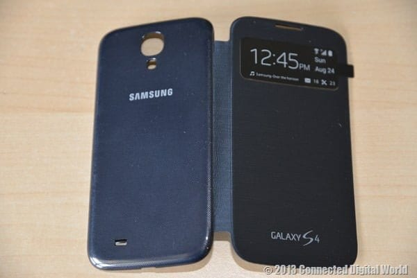 CDW Review Samsung Galaxy S4 S View Cover - 8