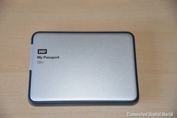 CDW Review WD My Passport Slim drive - 26