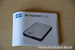 CDW Review WD My Passport Slim drive - 30