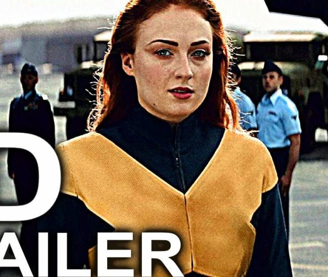 X Men Dark Phoenix Trailer 2 New International 2019 Superhero Movie Hd