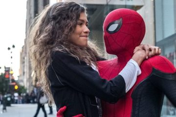 Zendaya stars as MJ and Tom Holland stars as Peter Parker/ Spider-Man in Spider-Man: No Way Home. Image Source- Sony