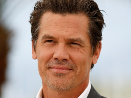 "CANNES, FRANCE - MAY 19: Actor Josh Brolin attends a photocall for ""Sicario"" during the 68th annual Cannes Film Festival on May 19, 2015 in Cannes, France. (Photo by Tristan Fewings/Getty Images)"