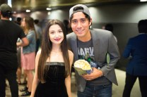 Donnalyn with YouTuber Zach King