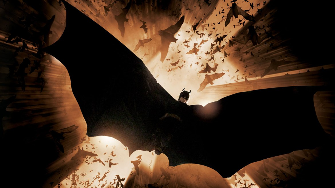The DR Is In | Batman Begins (2005) Review