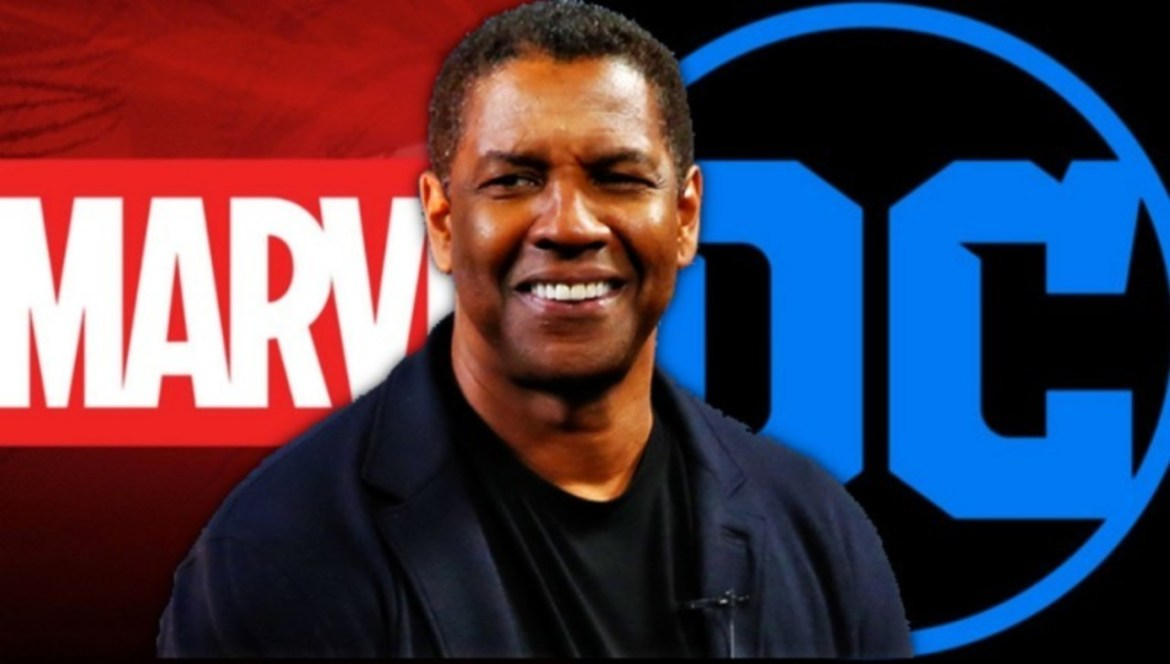 Denzel Washington is a Nerd (Maybe), So Cast Him Already. We did.