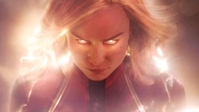 Is the Captain Marvel Promotional Campaign Headlines or Hubris?