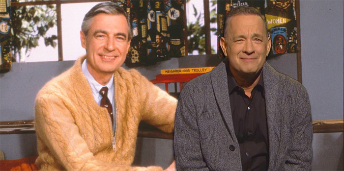 Tom Hanks' First Look as Mr. Rogers May Have Just Secured 2019 Oscar