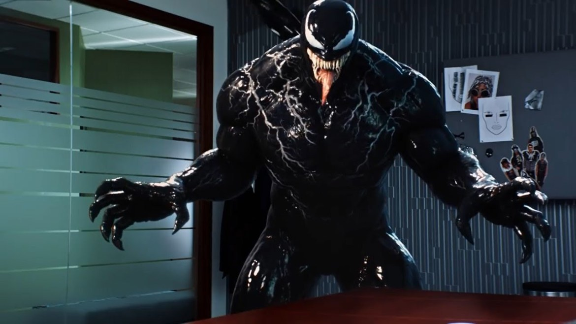 'Venom', ESPN Join Forces to Set CGI Back 15 Years