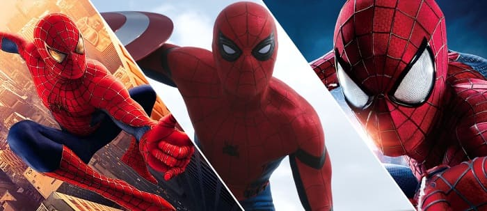 Ranking All 8 Spider-Man Movies