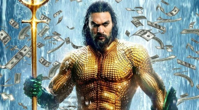aquaman money