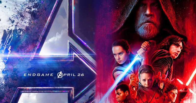 Avengers vs Jedi: A Battle of Box Office Titans
