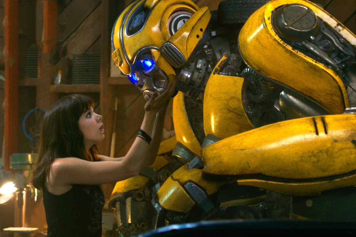 'Bumblebee' is the Savior 'Transformers' Needed